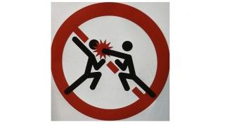 Pentru că nu are mușchi, USR spune NU violenţei în politică!