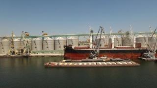 70 de nave sosesc în aceste zile în porturile maritime