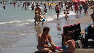 80.000 de turiști s-au distrat pe litoral în weekend!
