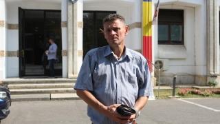 A amenințat că își dă foc în fața Primăriei Constanța. Vezi de ce!