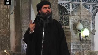 Abu Bakr al-Baghdadi, pus pe fugă în Siria