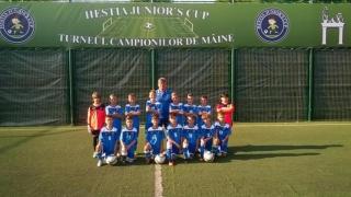"""Academia Farul 2007 a câştigat """"Hestia Junior's Cup"""""""