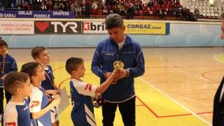 """Academia Farul s-a impus la """"Brașov Indoor Cup"""""""
