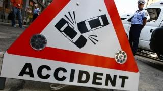 A provocat un accident în Constanța și a fugit!