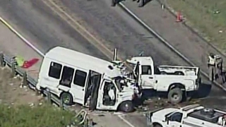 Accident cumplit în Texas! 13 adepţi ai unei secte au murit