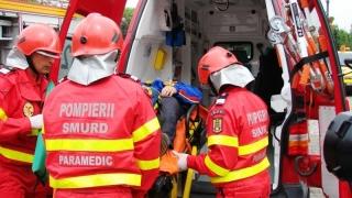 Accident cu patru victime în județul Constanța!