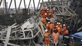 Accident de muncă în China: cel puțin 67 de morți