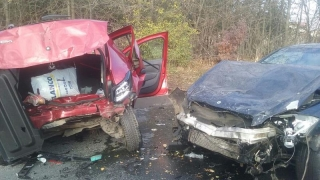 Accidente rutiere cu final... nefericit