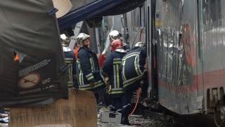Cel puțin un mort și patru răniți, în urma unui accident feroviar în Luxemburg
