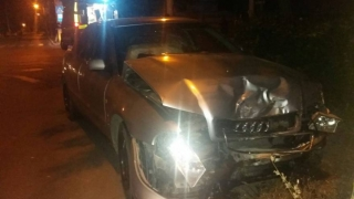 Accident în Constanța! Șofer cu bolid de lux rănește două persoane!