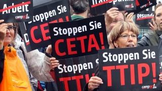 Acordul CETA trebuie aprobat de zeci de parlamente, riscând să fie respins de Bundesrat