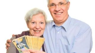 A crescut pensia medie în România