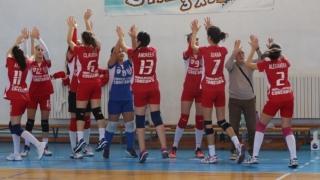 ACS Top Volei 05 Constanța, fără victorie în Divizia A2