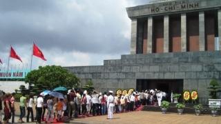 Cadavrul părintelui revoluţiei, Ho Chi Minh, prezervat cu ajutorul ruşilor