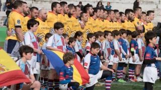 Adversar lejer pentru rugbyștii tricolori