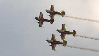 Aeromania marchează 50 de ani de aviație la Tuzla, cu surprize în serie!