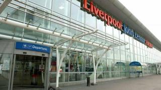 Aeroportul din Liverpool, evacuat parţial