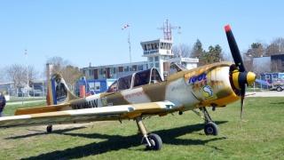 Aeroportul și Școala de Aviație de la Tuzla, denumite după doi eroi militari
