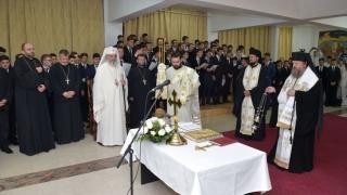 A fost inaugurată prima școală postliceală sanitară a Bisericii