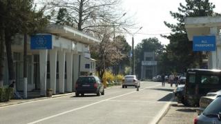 """""""Afumat"""" şi fără permis, un tânăr a vrut să forţeze frontiera cu Bulgaria!"""
