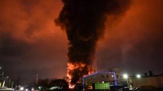 Cairo: Un rezervor chimic a explodat din cauza căldurii? Traficul aerian, neperturbat