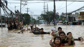 Calamitate în Filipine: morți și 4.600 de persoane evacuate după inundații
