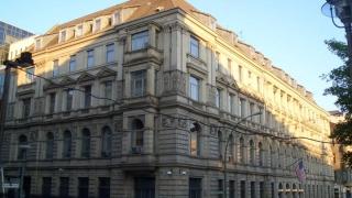 Alarmă falsă cu bombă la ambasada SUA din Berlin