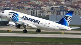 Alarmă falsă la EgyptAir