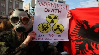 Albania și-a luat angajamentul: va distruge vechiul arsenal chimic militar din era comunistă