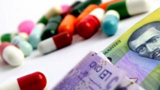 Recalcularea preţurilor la medicamente, amânată până la 1 septembrie