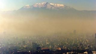 Alertă de poluare în Mexico City