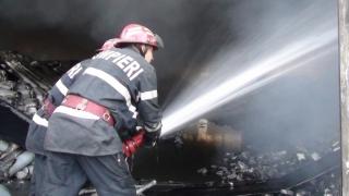 Alertă! Incendiu lângă Petromidia!