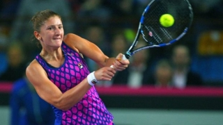 Irina Begu, calificată la dublu în optimi la Roland Garros