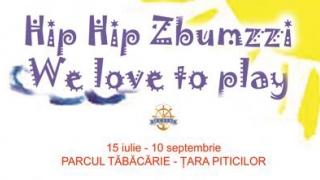 Al șaselea weekend de distracție cu trupa Zbumzzi