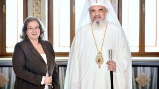 Ambasadorul Israelului la Bucureşti, la Patriarhia Română