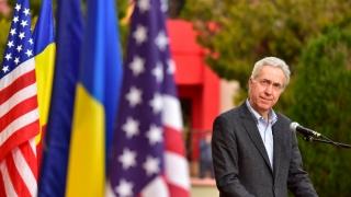 Ambasadorul SUA, la Parchet. Se pune la curent cu problemele României