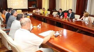 Ambasadorul Vietnamului la București, în vizită la Constanța