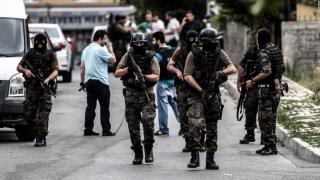 Amenințare cu bombă în Antalya