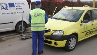 Amenzi de peste două milioane de lei date de Registrul Auto Român