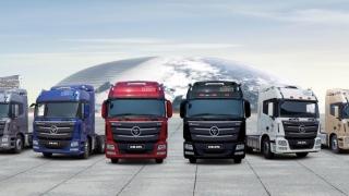 Amenzi UE de trei miliarde de euro pentru cei mai mari producători de camioane