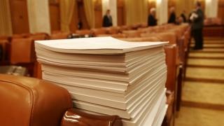 Abrogarea recursului compensatoriu, adoptată de Comisia juridică a Camerei