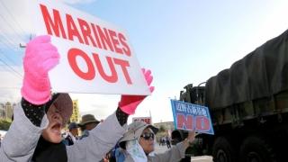 Soldaţii americani din Japonia nu mai au voie să bea!