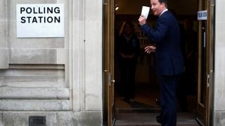 Brexit: Premierul Cameron a votat la Londra