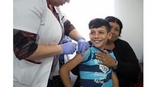 Campania door- to door de informare și vaccinare ROR!