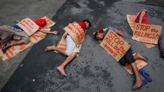 Campania împotriva drogurilor, transformată în baie de sânge! Duterte, acuzat la CPI