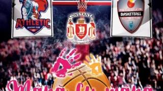 Campanie umanitară la meciul BC Athletic Constanţa - CSM Sighet