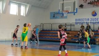 Campionatul Judeţean de minibaschet şi babybaschet Constanţa