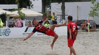 Campionatul Național de fotbal pe plajă, la Mamaia