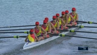 România a cucerit şase medalii la CE de canotaj