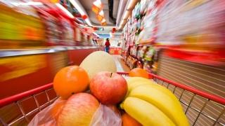 """Piața de legume-fructe, """"dezinfectată"""" de Antifraudă"""